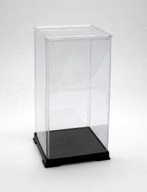 フィギュアケース ディスプレイケース コレクションケース 人形ケース 折りたたみ式ケース 横幅24×奥行24×高さ50(cm) 透明プラ