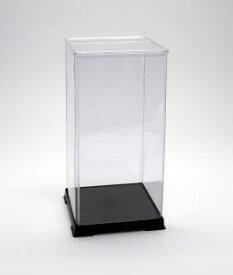 フィギュアケース ディスプレイケース コレクションケース 人形ケース 折りたたみ式ケース 横幅32×奥行32×高さ70(cm) 透明プラ