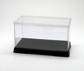フィギュアケース ディスプレイケース コレクションケース 人形ケース 折りたたみ式ケース 横幅40×奥行21×高さ21(cm) 透明プラ