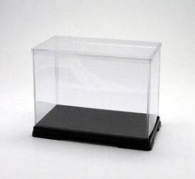 フィギュアケース ディスプレイケース コレクションケース 人形ケース 折りたたみ式ケース 横幅40×奥行21×高さ32(cm) 透明プラ