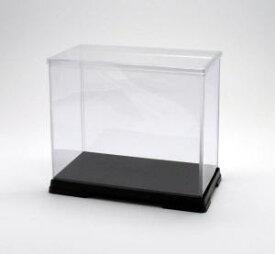 フィギュアケース ディスプレイケース コレクションケース 人形ケース 折りたたみ式ケース 横幅40×奥行21×高さ36(cm) 透明プラ