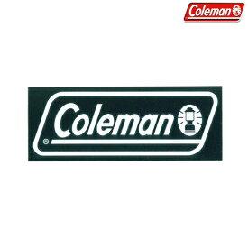 コールマン(Coleman) アクセサリー・小物 オフィシャルステッカー S 2000010522 キャンプ アウトドア