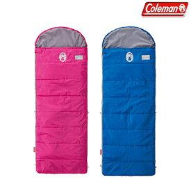 コールマン(Coleman) ジュニア用シュラフ(寝袋)サマー用 スクールキッズ/C10 ジュニア シュラフ(寝袋) ジュニア用シュラフ(寝袋) キャンプ アウトドア
