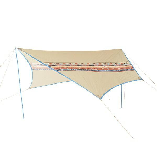 LOGOS(ロゴス) LOGOS ナバホ Tepee ブリッジヘキサタープ-AE テント タープ タープ キャンプ アウトドア