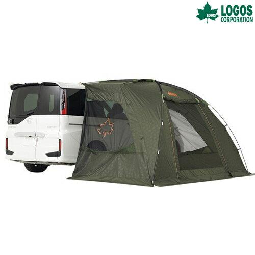 LOGOS(ロゴス) neos カーサイドオーニング テント タープ タープ キャンプ アウトドア