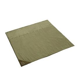 ロゴス(LOGOS) テントマット テントぴったり防水マット・M 71809603 テント タープ用品 キャンプ アウトドア
