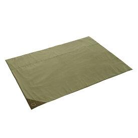 ロゴス(LOGOS) テントマット テントぴったり防水マット・L 71809604 テント タープ用品 キャンプ アウトドア