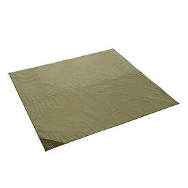 ロゴス(LOGOS) テントマット テントぴったり防水マット・XL 71809605 テント タープ用品 キャンプ アウトドア