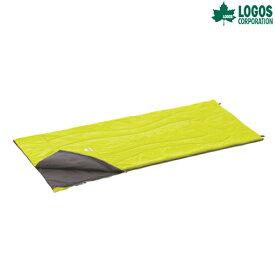 ロゴス(LOGOS) 封筒型シュラフ(寝袋)スリーシーズン用 ウルトラコンパクトシュラフ・2 72600460 シュラフ(寝袋) 封筒型シュラフ(寝袋) キャンプ アウトドア