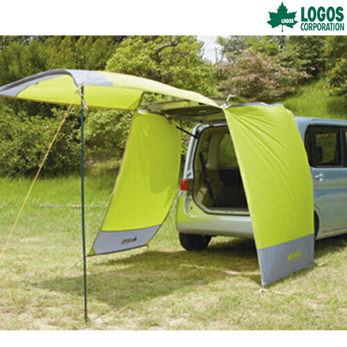 LOGOS(ロゴス) 軽バンリビング テント タープ タープ キャンプ アウトドア