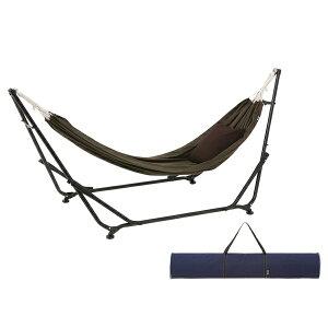 ロゴス(LOGOS) ハンモック 3WAY スタンドハンモック 73178008 マット ベッド 寝具 キャンプ アウトドア