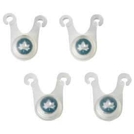 ロゴス(LOGOS) テント・タープ用品 ロープライト(4pcs) 74176001 ハンディライト ヘッドライト キャンプ アウトドア