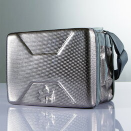 LOGOS(ロゴス)/折り畳み式クーラーボックスおでかけセットM(強力保冷剤2個付き)/クーラーボックス/ソフトクーラー/保冷剤/キャンプ/ピクニック/アウトドア