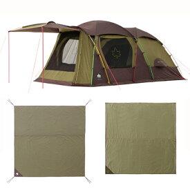 LOGOS(ロゴス) プレミアム PANELグレートドゥーブル XLセット テント タープ テント キャンプ アウトドア