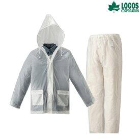 ロゴス(LOGOS) レインウェア ザックレインスーツJR 雨具 キャンプ アウトドア