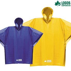 ロゴス(LOGOS) レインコート・ポンチョ PVCポンチョジュニア ジュニア レインウェア 雨具 キャンプ アウトドア