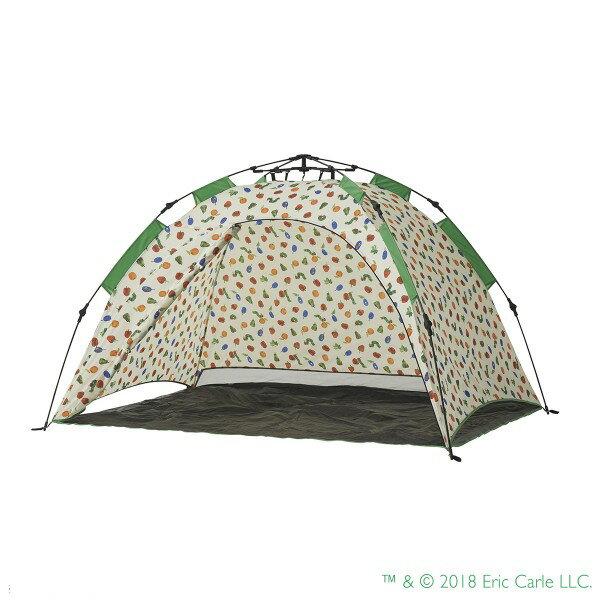 LOGOS(ロゴス) はらぺこあおむし Q-TOP フルシェード テント タープ サンシェード ビーチ パラソル はらぺこあおむし キャンプ アウトドア 86009001