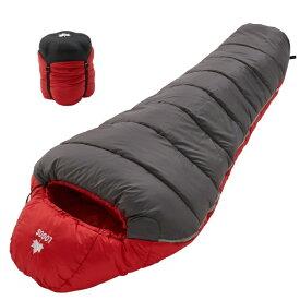 ロゴス(LOGOS) マミー型シュラフ(寝袋)スリーシーズン用 neos 丸洗いアリーバ・-6 72940330 シュラフ(寝袋) マミー型シュラフ(寝袋) キャンプ アウトドア