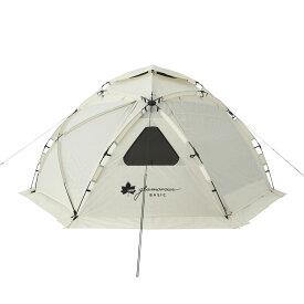 ロゴス(LOGOS) タープ グランベーシック スペースベース・オクタゴン-BJ テント 71459310 テント キャンプ アウトドア