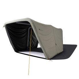 ロゴス(LOGOS) タープ グランベーシック エアマジック DOUKUTSUシェルター-BJ 71805543 テント キャンプ アウトドア
