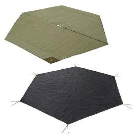 ロゴス(LOGOS) グランドシート Tepee マット&シート400 71809740 テント タープ用品 キャンプ アウトドア