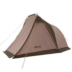 ロゴス(LOGOS) キャンプ用テント(1〜2人用) Tradcanvas リビング・DUO-BA 71805574 テント タープ キャンプ用テント キャンプ アウトドア