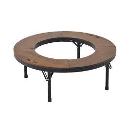 ロゴス(LOGOS)/フォールディングテーブル/LOGOS×ALADDIN/ストーブテーブル/81064107/ファニチャー(テーブル/イス)/テーブル/机/キャンプ/アウトドア