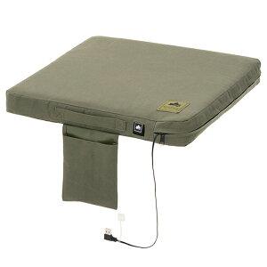 ロゴス(LOGOS) フォールディングチェア LOGOS ヒートユニット・クッションシート 84200030 ファニチャー(テーブル イス) イス チェア キャンプ アウトドア