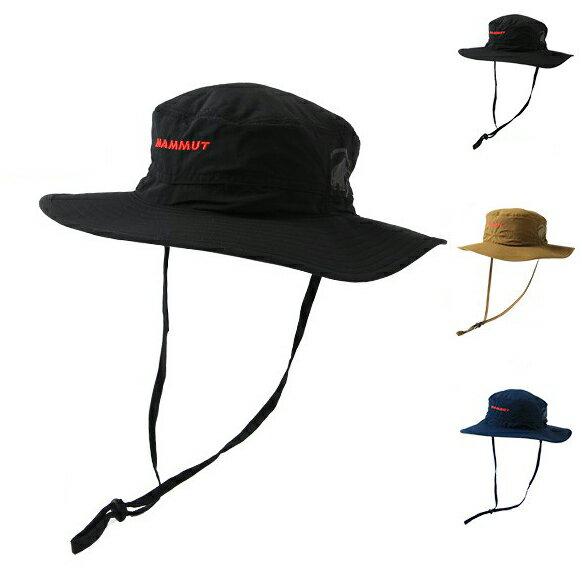 マムート(MAMMUT) アドベンチャー ベンチレーション ハット Adventure Ventilation Hat 登山 アウトドア キャンプ
