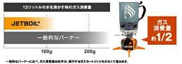 ジェットボイル(JETBOIL)/FLASH(フラッシュ)/ガス/バーナー/ストーブ/コンロ/キャンプ/ツーリング/登山/モンベル/アウトドア
