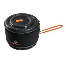 ジェットボイル(JETBOIL) クッカー(鍋)単品 1.5Lセラミック フラックスリング クックポット 1824451 調理用品 食器類 クッカー(鍋) 調理器具 キャンプ アウトドア