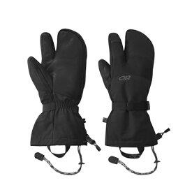 アウトドアリサーチ(OUTDOOR RESEARCH) ハイキャンプ3フィンガーグローブ メンズ 手袋 アウトドア キャンプ