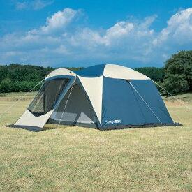 小川キャンパル(OGAWACAMPAL) キャンプ用テント(6人以上) スクートDX6 2732 テント タープ キャンプ用テント キャンプ アウトドア