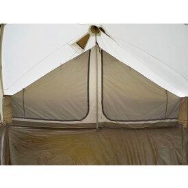 小川キャンパル(OGAWACAMPAL) インナーテント グロッケ12ハーフインナー 3573 テント タープ用品 キャンプ アウトドア