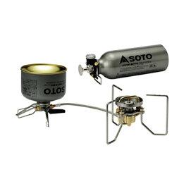 ソト(SOTO)/ストームブレイカー/SOD-372/ガス/ガソリン/ストーブ/シングルバーナー/登山/アウトドア/キャンプ