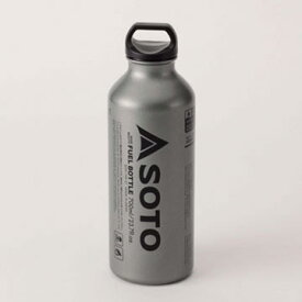 ソト(SOTO) ホワイトガソリンストーブ SOTO広口フューエルボトル700ml SOD-700-07 sod-700-07 バーナー ストーブ ヒーター シングルバーナーストーブ キャンプ アウトドア