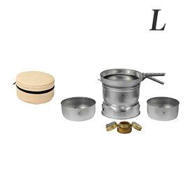 トランギア(trangia) クッカー(鍋)セット ストームクッカーL用 クラシックセット tr-140625 調理用品 食器類 クッカー(鍋) 調理器具 キャンプ アウトドア