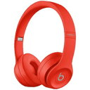 Beats by Dr Dre SOLO3 WIRELESS (PRODUCT)RED 新品