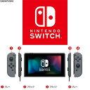 Nintendo Switch本体 カラーカスタマイズ /Joy-Con(L/R)グレー/Joy-Conストラップ(L/R)グレー 未使用