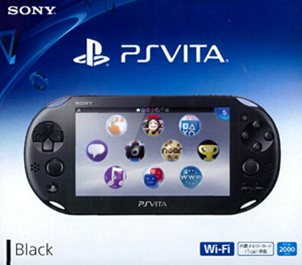 SONY PlayStationVITA PCH-2000 ZA11 (PCH-2000ZA11) 未使用 NB9027L