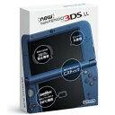 送料無料 未使用品 Nintendo Newニンテンドー3DS LL メタリックブルー