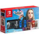 新品  Nintendo Switch 本体 ドラゴンクエストXI S