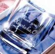 メッセージ彫刻入りグラス(化粧箱入)【RCP】
