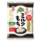 ふんわり名人ミルク餅50g×12袋越後製菓国産もち米使用バニラ風味お取り寄せ本州・四国送料無料