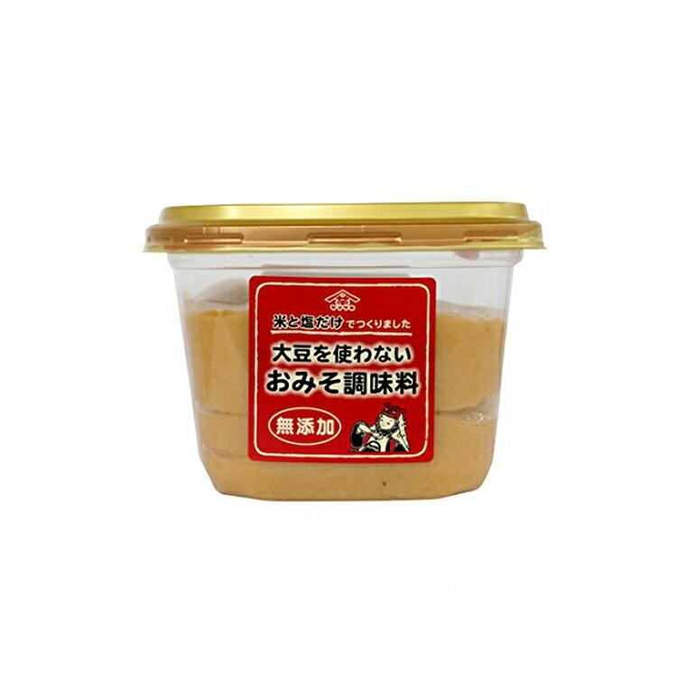 アレルギー対応 大豆を使わないおみそ調味料 600g×2個 山崎醸造 送料無料 味噌 食品 (北海道・九州・沖縄送料別途)