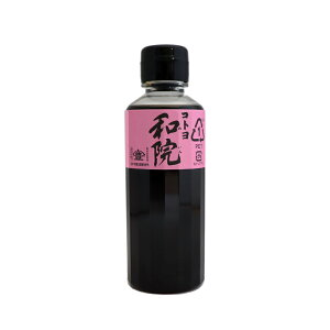 高級だし醤油 和院 200ml×1本 コトヨ醤油醸造元 ワイン 新潟