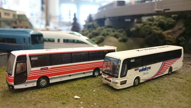 箱根高速バスオリジナルバスコレクション
