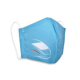 新登場!【子供用】安心の日本製!ロマンスカーオリジナルマスク(MSE・60000形)※抗菌・抗ウィルスマスククレンゼ(R)使用※ダブルガーゼ通年用です。※繰り返し洗ってお使い頂けます!