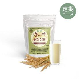 【定期コース 14%OFF 送料無料】[徳用]カーナきなこ味(490g)パウチ 約2カ月分 ポイント10倍