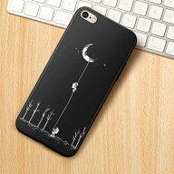 iPhoneケースおしゃれ海外iPhone11ProMaxケース宇宙飛行士iPhoneSEiPhone8ケース宇宙iPhone7ケースかわいいおもしろiPhoneXRシリコンキャラクターXSMaxXアイフォン11ペアカップルソフト薄いスマホケース